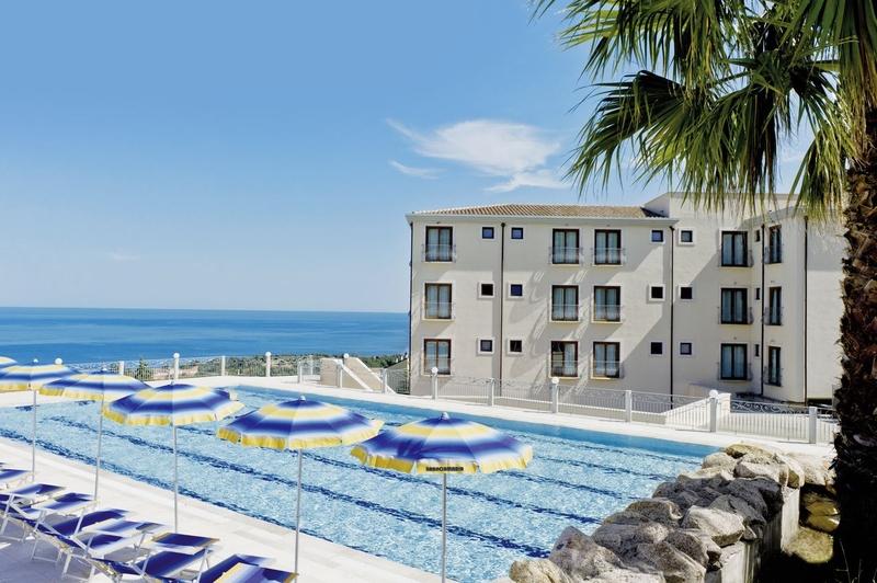Hotel Brancamaria inklusive Mietwagen